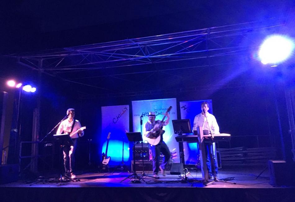 Hochzeitsband Ansbach Band Fur Hochzeit Oggi Music